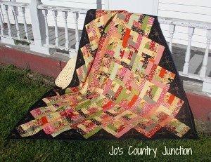 Ozs Log Cabin Quilt Pattern