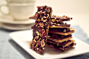 Sinful Redneck Toffee Bars