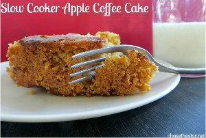 Jiffy Apple Cinnamon Coffee Cake Recipe