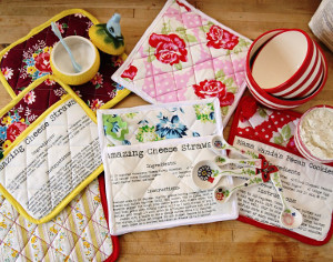 Grandma's Secret Recipe Pot Holders