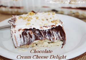 Chocolate Cream Cheese Delight