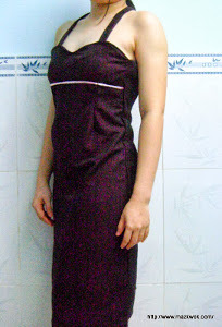 Femme Fatale Cocktail Dress