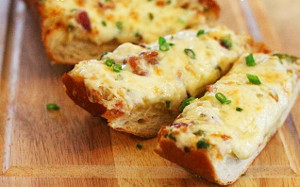 Pepper Jack Cheese Bread