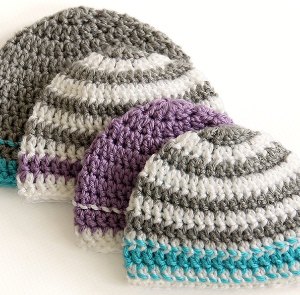 Crocheted Hats To Donate Favecrafts Com