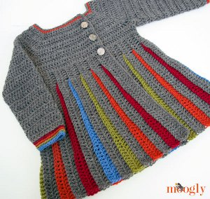 Eloise's Favorite Crochet Sweater