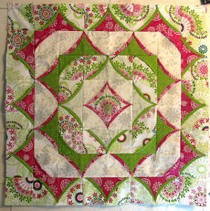 3D Flying Geese Quilt Pattern | FaveQuilts.com : flying geese quilt block pattern - Adamdwight.com