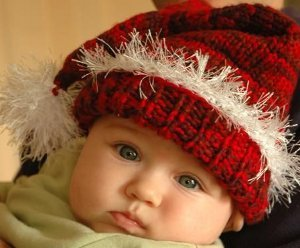 3438de27b42 Baby s First Christmas  21 Free Knitting Patterns for Baby - Stitch ...