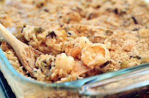 All-in-One Seafood Casserole