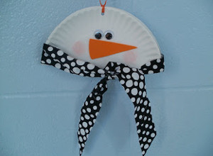 Easy Peasy Snowman Crafts
