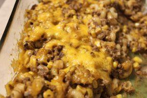 Throw Together Hamburger Casserole | RecipeLion.com