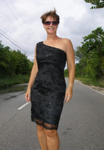 Putting on the Glitz LBD