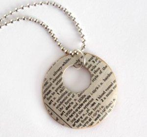 Define yourself pendant allfreejewelrymaking define yourself pendant aloadofball Gallery