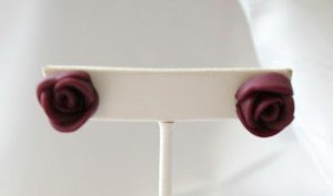 Darling DIY Rose Studs