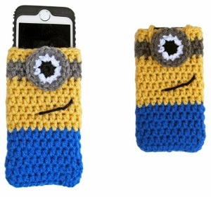 Despicable Me Minion iPhone Cozy