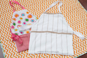 20 Minute Reversible Apron