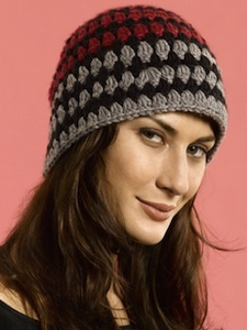 Cozy Cloche Hat