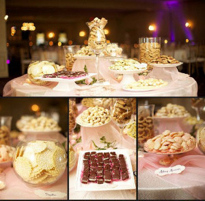 Dessert Table Ideas: Cookie Table | AllFreeDIYWeddings.com