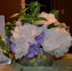 Martha Stewart Living Tissue Paper Flowers
