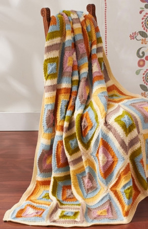 33 Free Knit Afghan Patterns Favecrafts