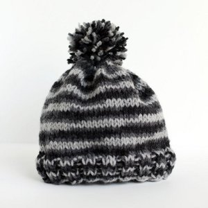 Simple Toddler Hat
