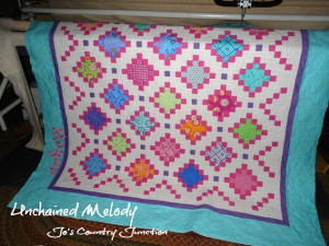 Unchained Melody Quilt