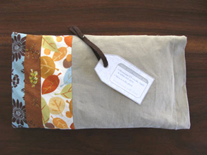 Rice Heat Therapy Bag Tutorial Favequilts Com