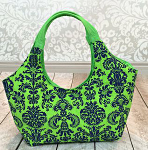 Lunch Tote with Handles