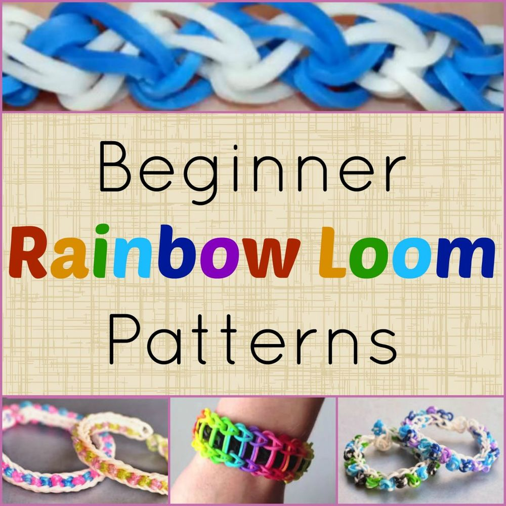 Bewitching image throughout rainbow loom instructions printable
