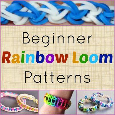 Our Favorite Rainbow Loom Patterns Ever Allfreekidscrafts