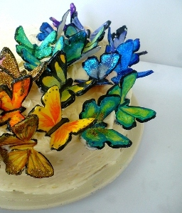 Butterfly Dream Cakes