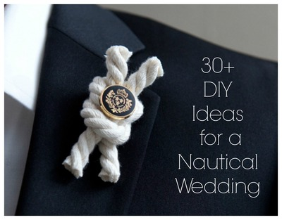 Wedding Themes Nautical Wedding