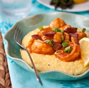 Divine Shrimp and Grits