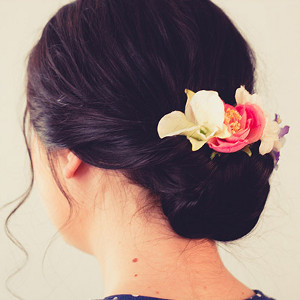 Wedding Hairstyles for Long Hair: Elegant Plaited Bun