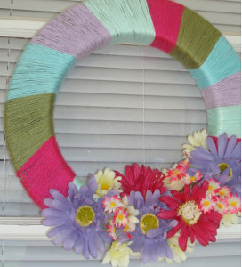 Warm Days Wreath