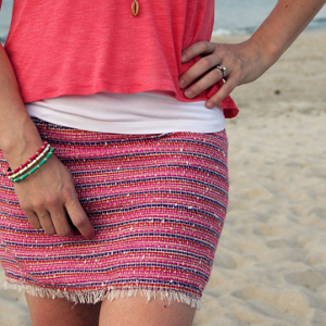 Micro Mini Simple Skirt Pattern