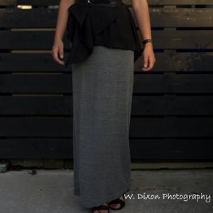 Extra Long Skirt 61