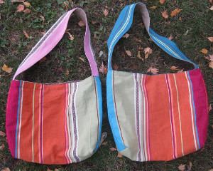 DIY Hippie Bag