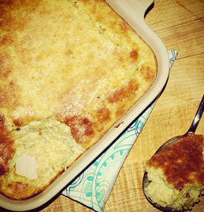 Cousin Flonnie's Spoon Bread
