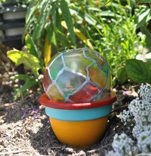 Make Your Own Garden Globe