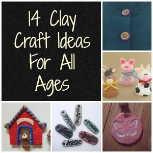 14 Clay Craft Ideas For All Ages