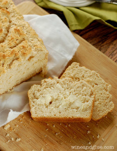 3-Ingredient Homemade Bread