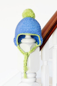 Unbelievably Easy Crochet Baby Hat