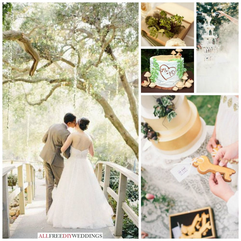 Wedding Themes: Fairytale Wedding