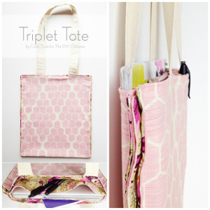 The Triplet Tote