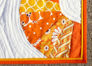 How to Bind a Quilt With Flanges