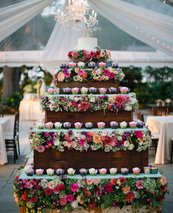 Enormous Wedding Cake Tower
