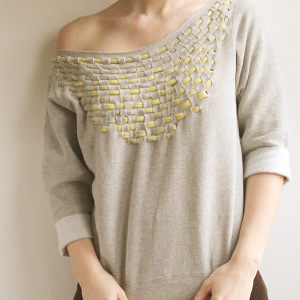 Upcycled Sweatshirts for Women