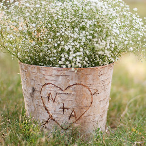 The Perfect DIY Rustic Wedding Centerpieces