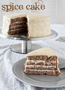 Dreamy Old-Fashioned Spice Cake