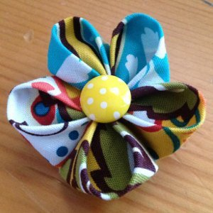 Kazanshi DIY Fabric Flowers
